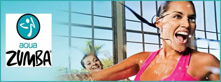 Bloggtävling: Vinn Aqua Zumba-träningspass