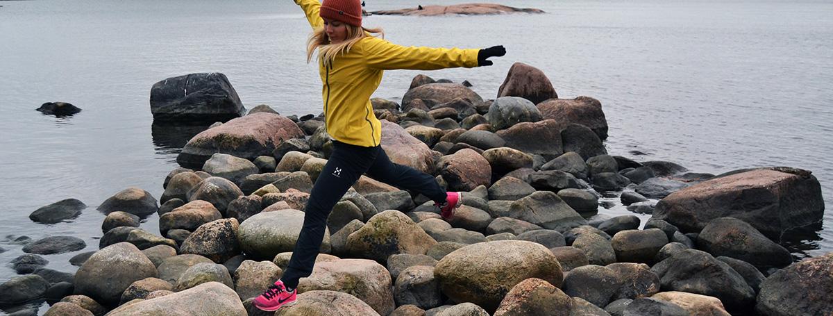 Nya träningskläder till inomhusträning och outdoor