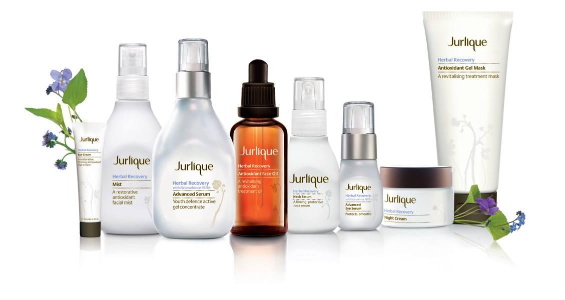 Välkommet samarbete med Jurlique hudvårdsprodukter