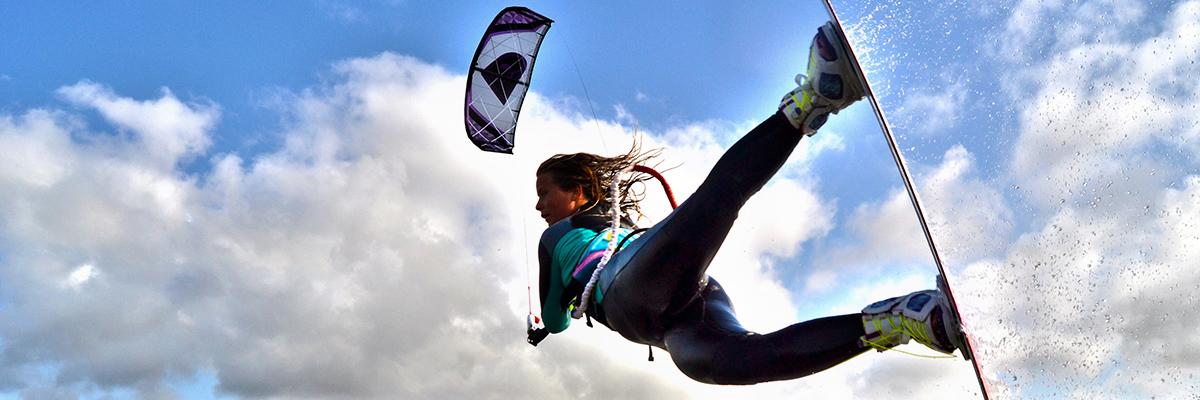 Läs om min kitesurfing på min blogg