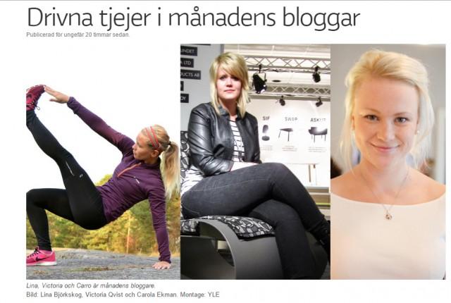 månadens bloggare