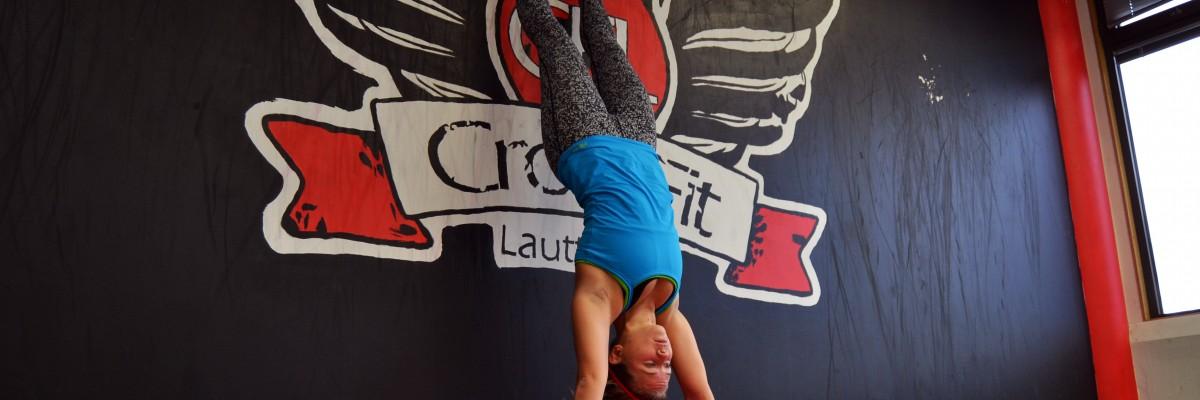 Rolig träningsvecka med gymnastisk träning