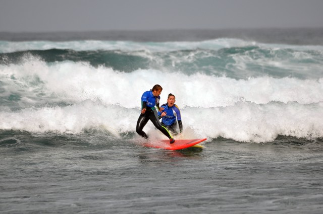 surf Punta Blanca