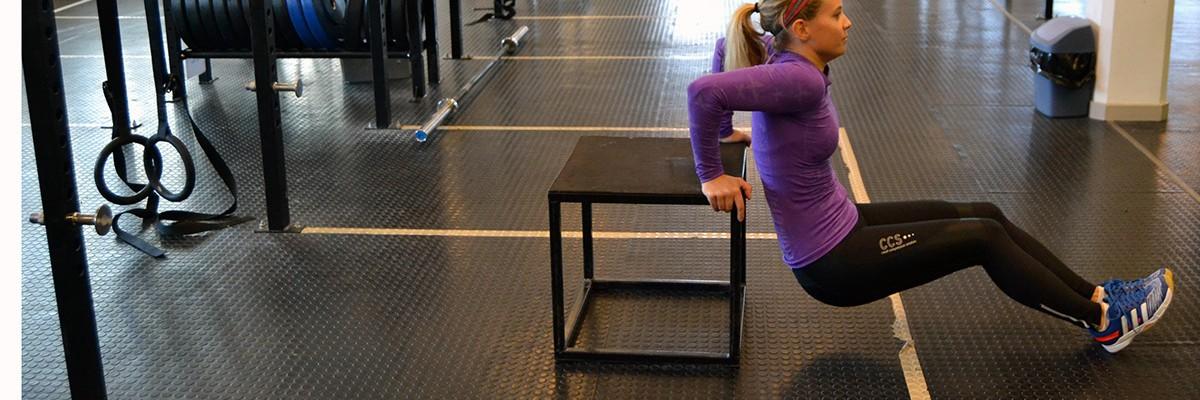 Bäst träning för fettförbränning