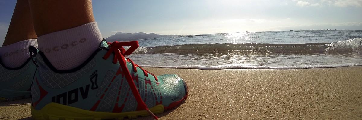 Rätt teknik och rätt skor för barfotalöpning
