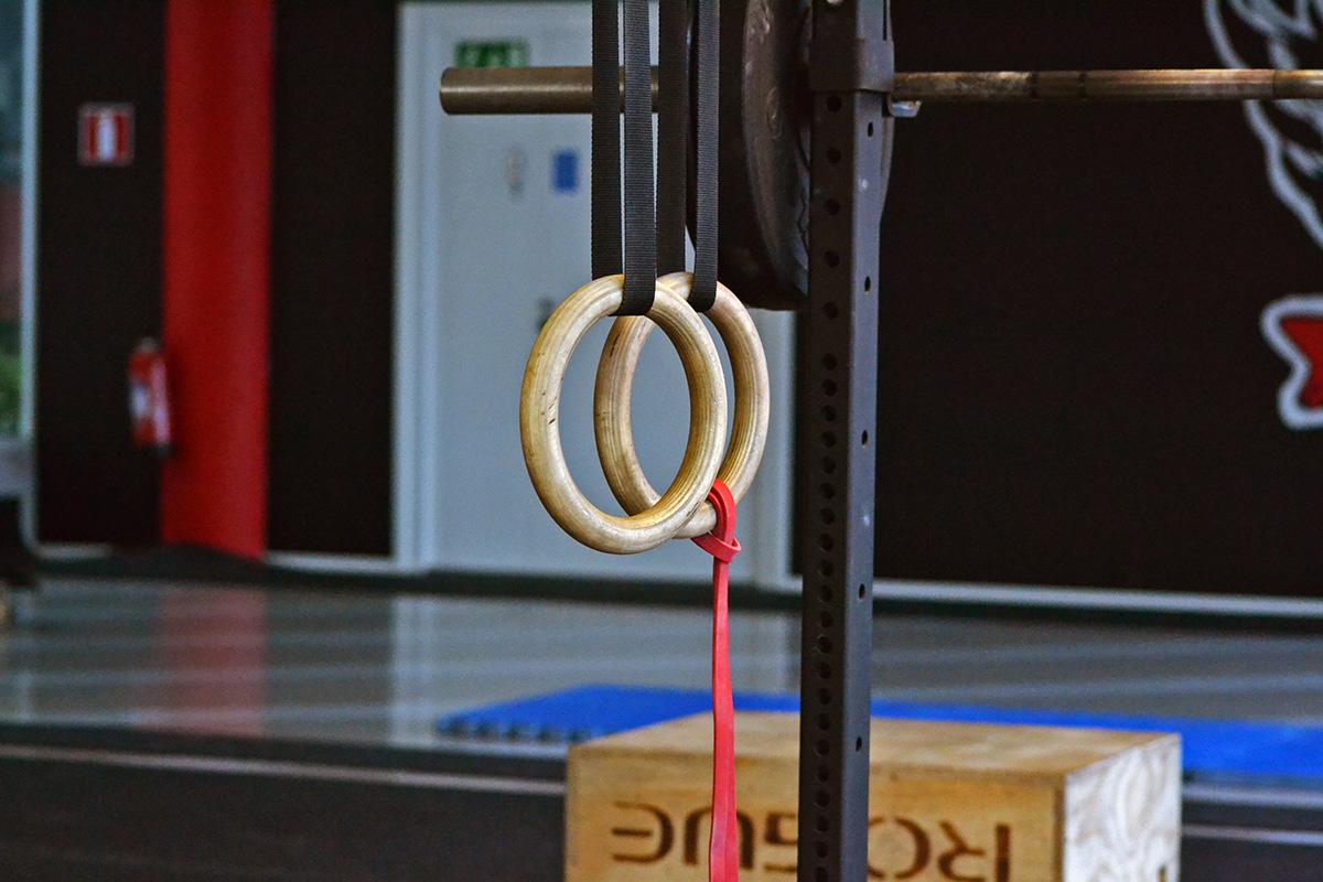 Veckans övning & utmaning: Dips i ringar