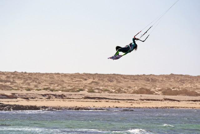 Kitesurfing sponsorer