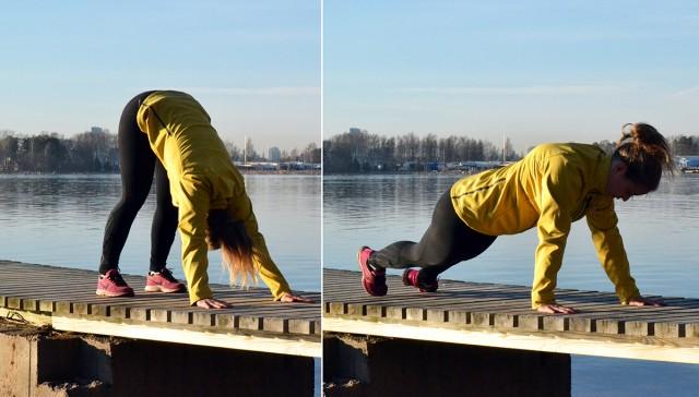 träna styrka för löpning