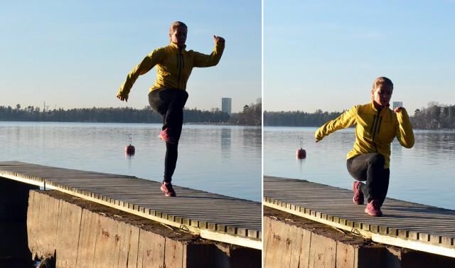 utfall styrketräning för löpare