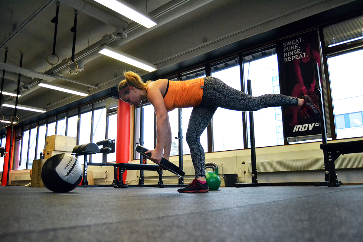 Tips på träning av baklår som förhindrar knäskador