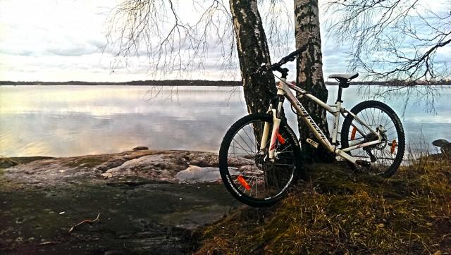 cykling mountainbike