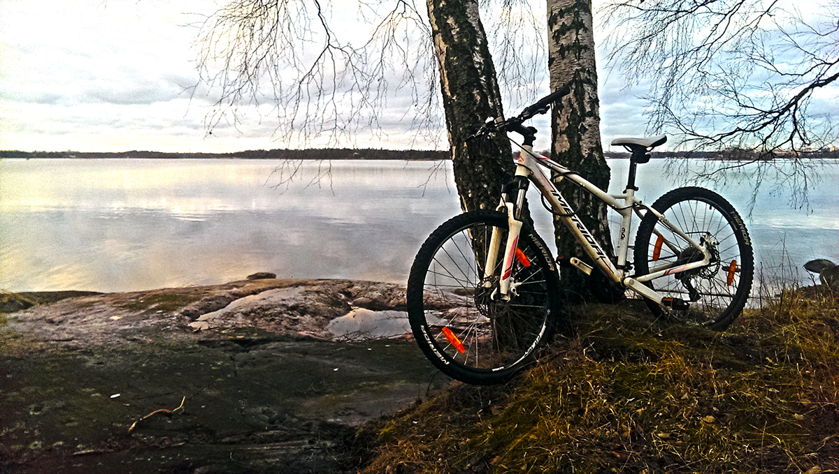 Orsaken till att jag älskar cykling