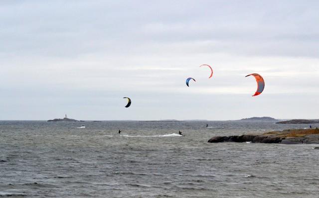 kitesurfing hangö secret