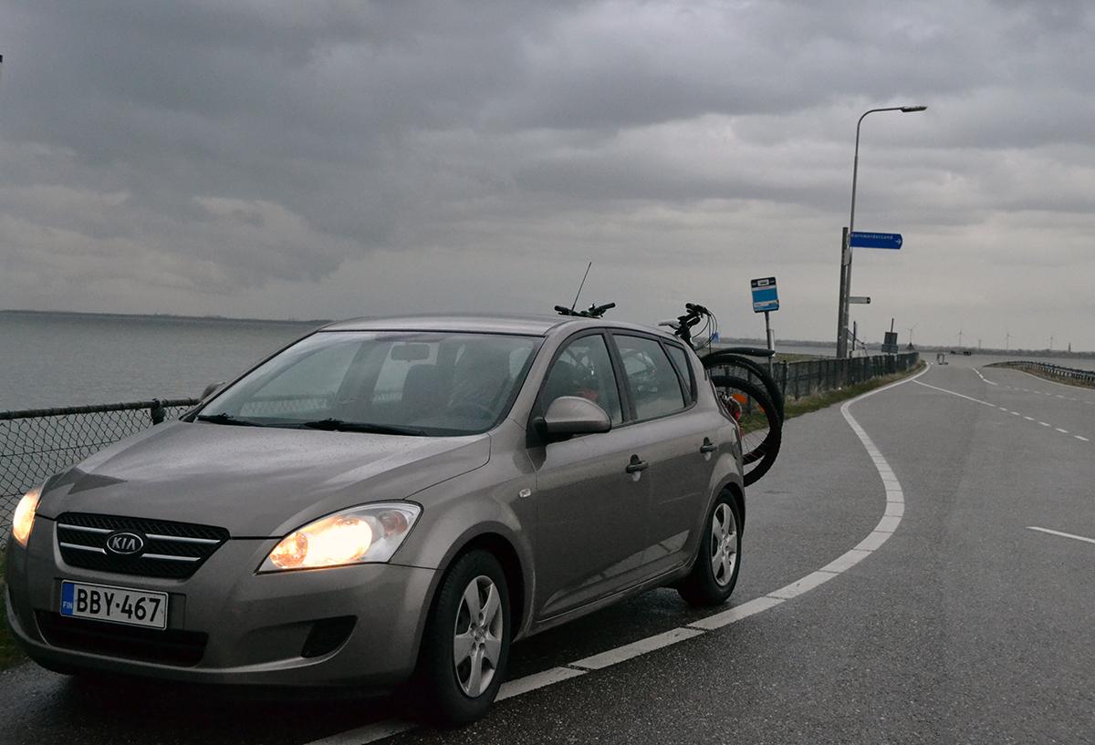 Vår Kia i Nederländerna