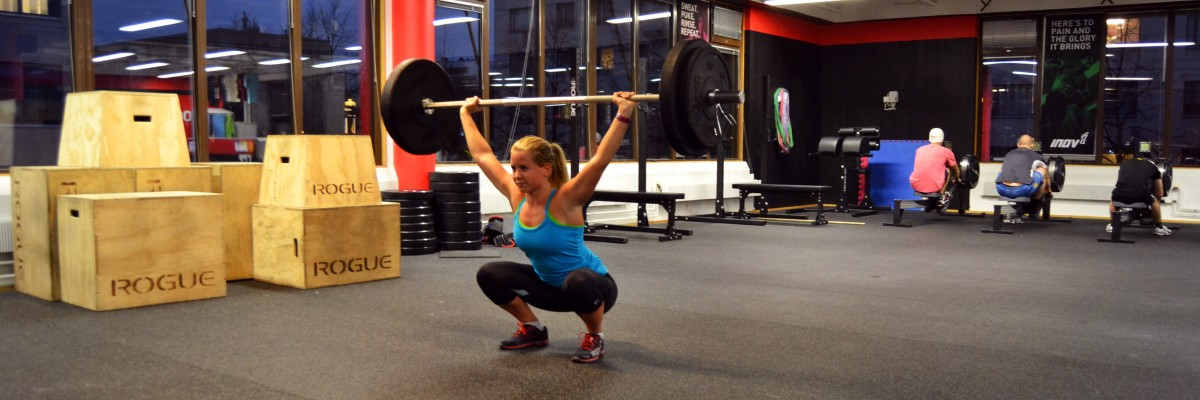 Veckans övning: Overhead squat med skivstång eller hemma utan redskap