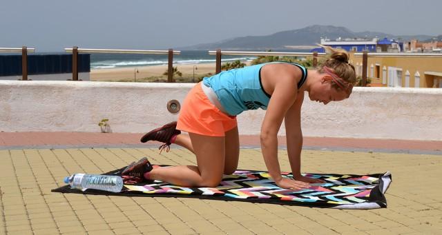 bålträning övningar
