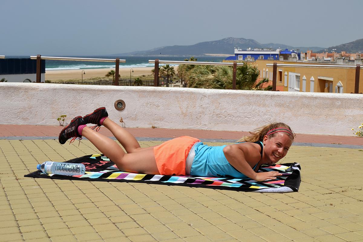 bålträning övningar mage