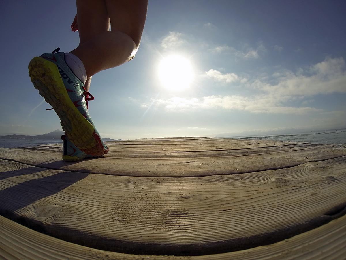 börja springa utan skador