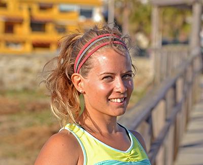 Lina Björkskog från Linas Träningsblogg
