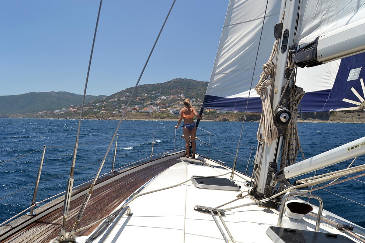 segling gibraltar
