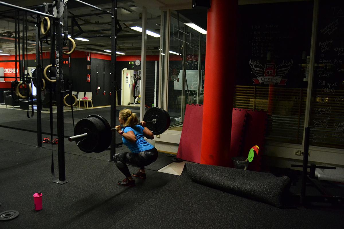 gym övningar ben