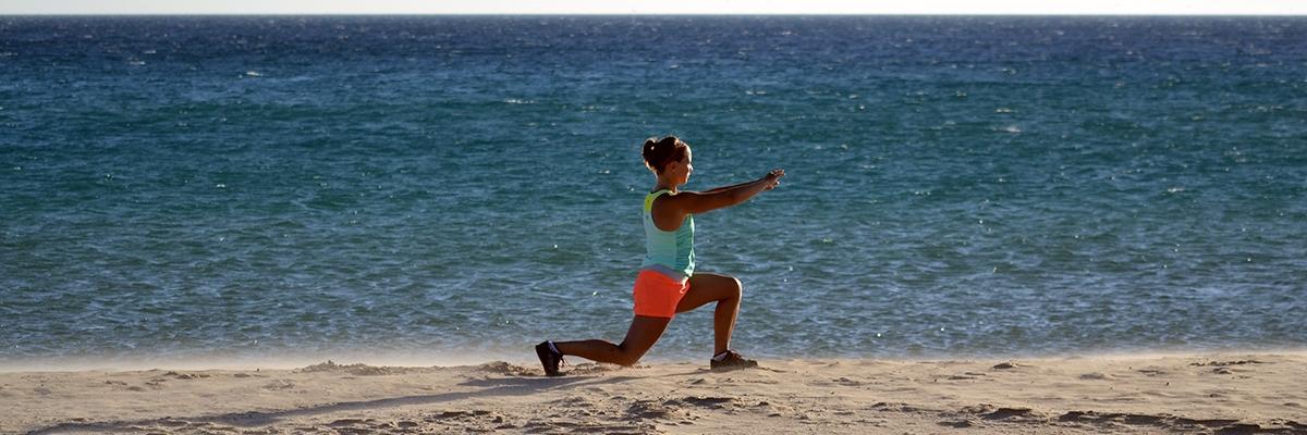 Topp 5 övningar för ben och rumpa till styrketräningen