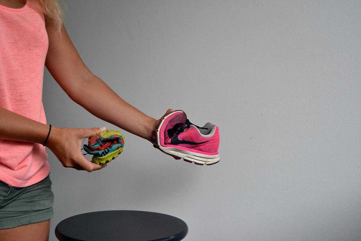 skor som är bra för fötterna