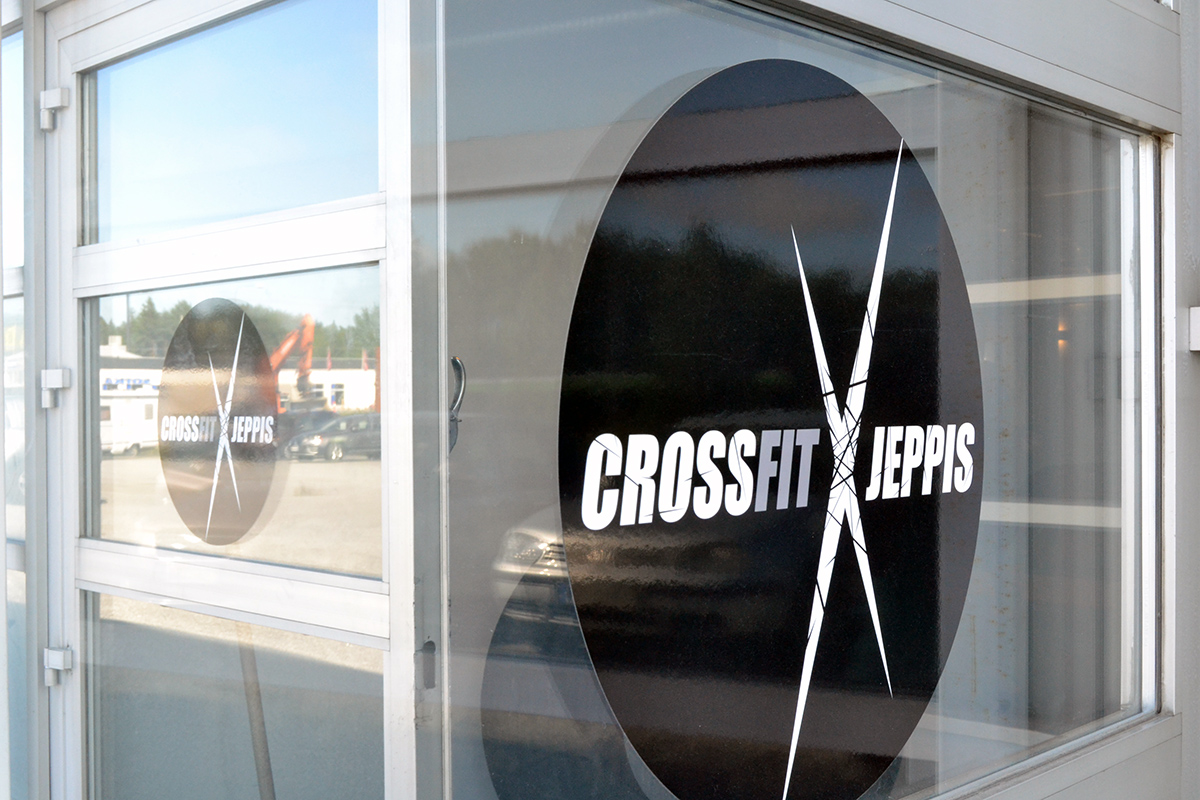 crossfit jeppis