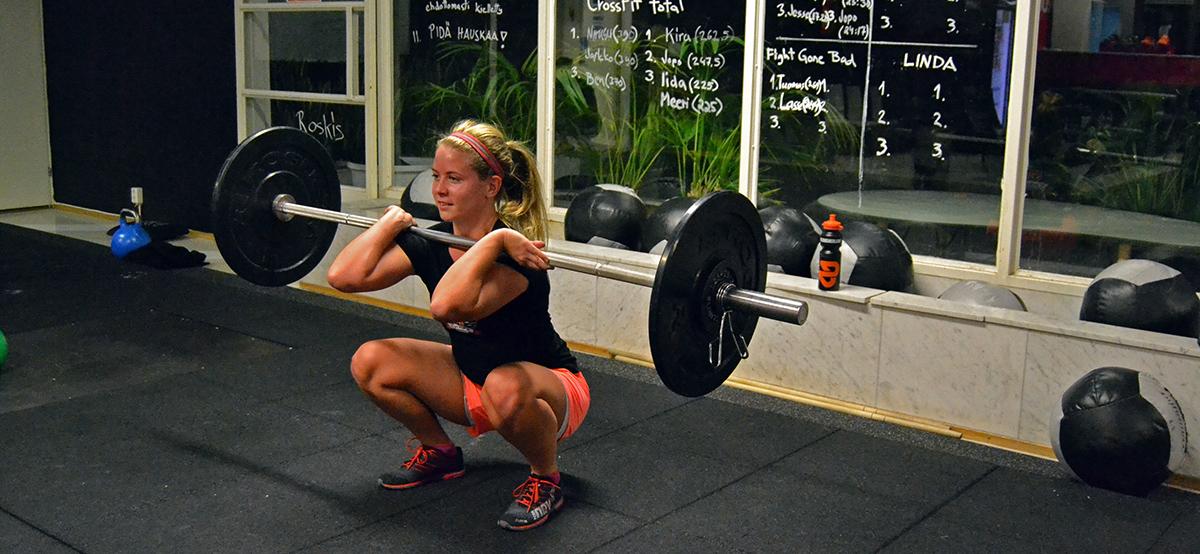 muskelstyrka träningspaus
