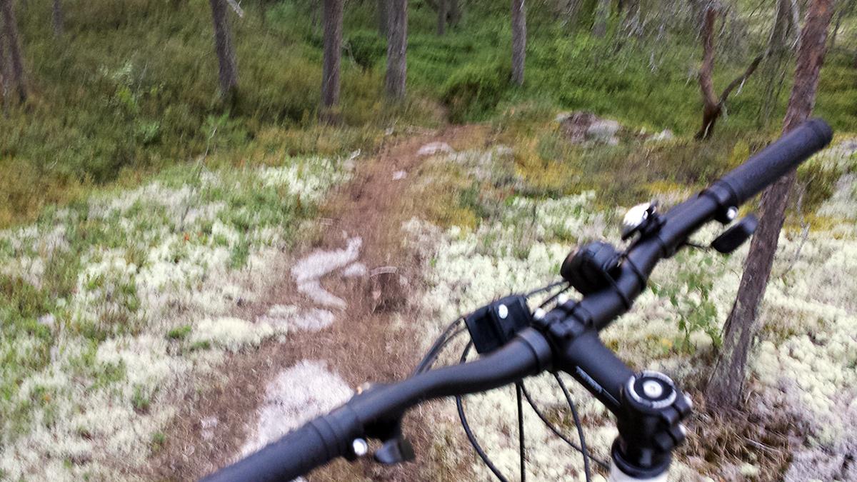 Mountainbiking i Ådö – Fredagsfeeling när det är som bäst!