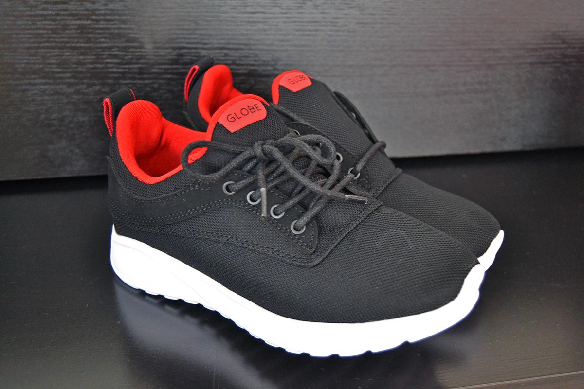 skor med bra dämpning
