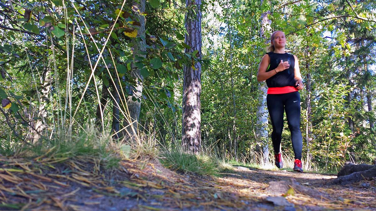 löpning motivation