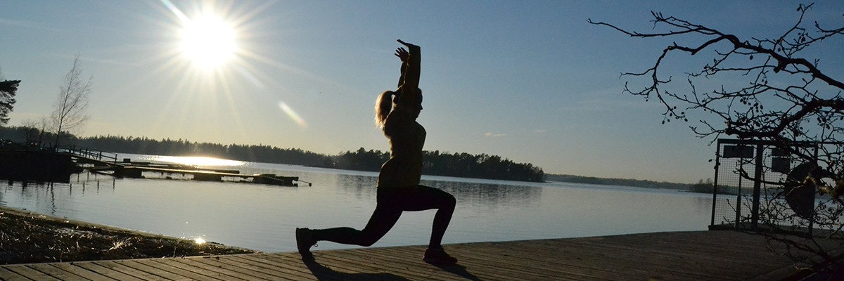 3 kroppviktsövningar för bra helkroppsträning