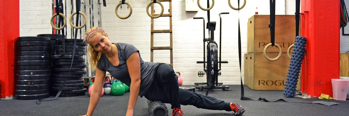 Veckans utmaning: Foamrolling –  Sju bra övningar för hela kroppen