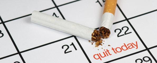 sluta röka bild