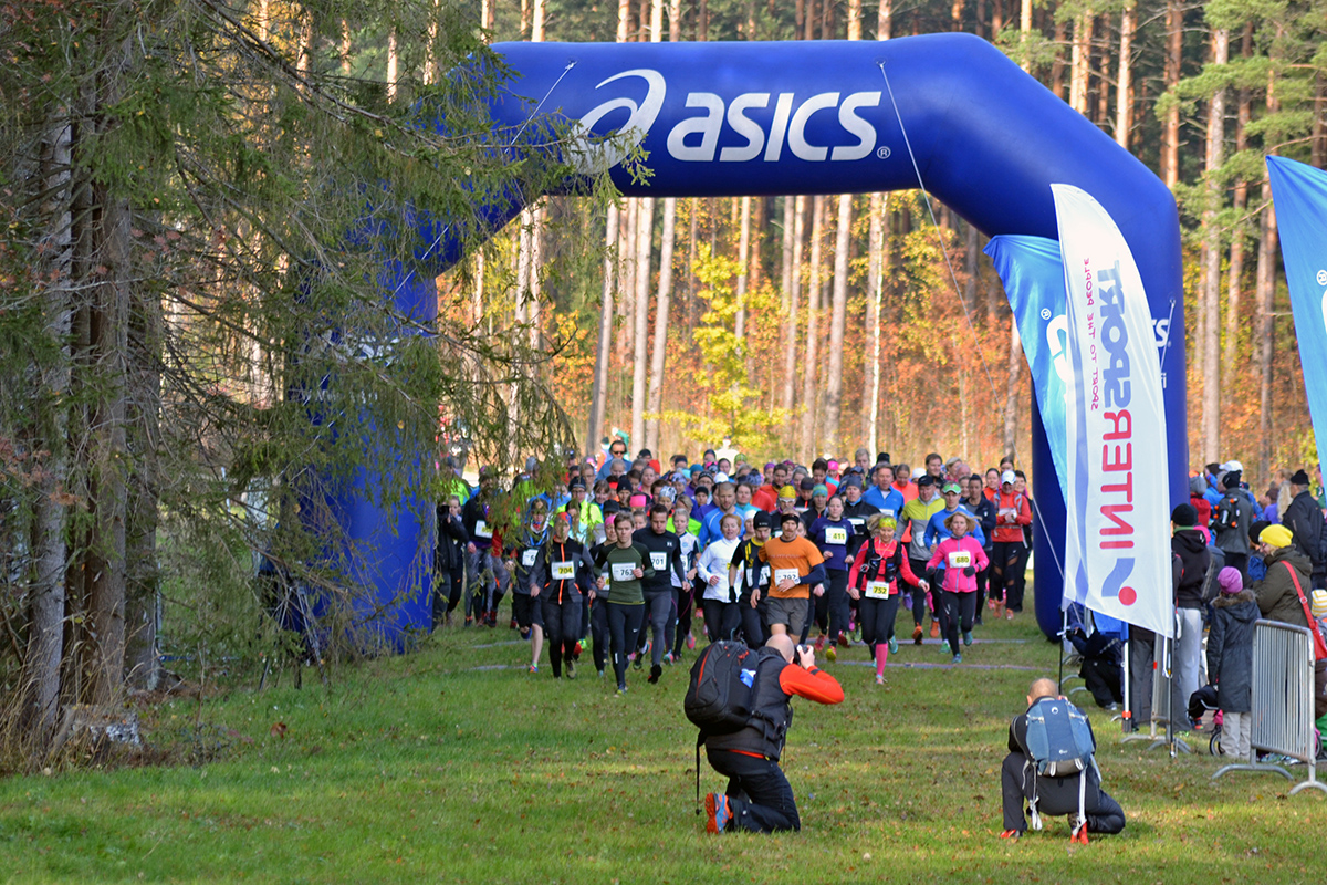 Helsinki City Trail i video