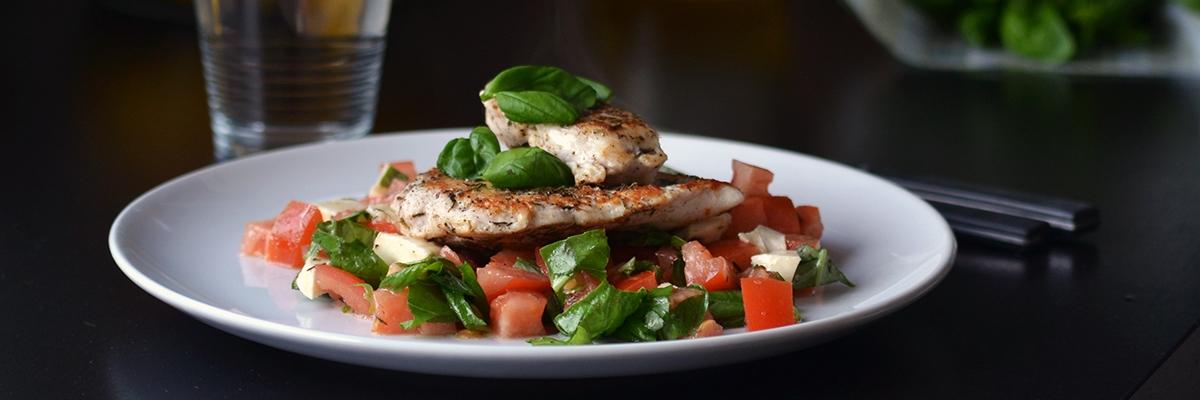 Veckans utmaning: Kosten! Tips för god och näringsrik mat