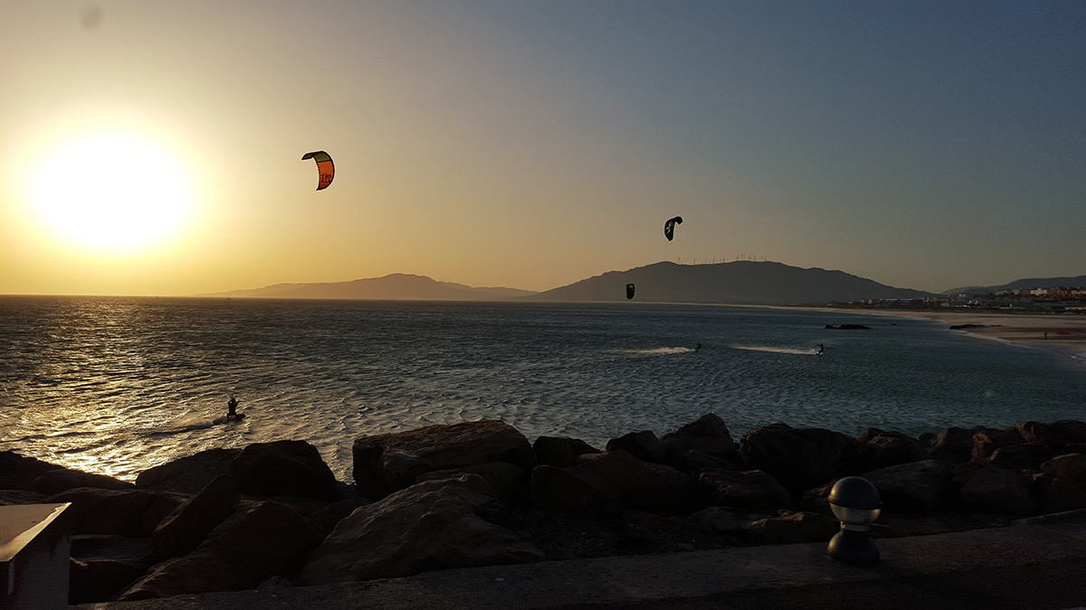 kitesurfing video tarifa