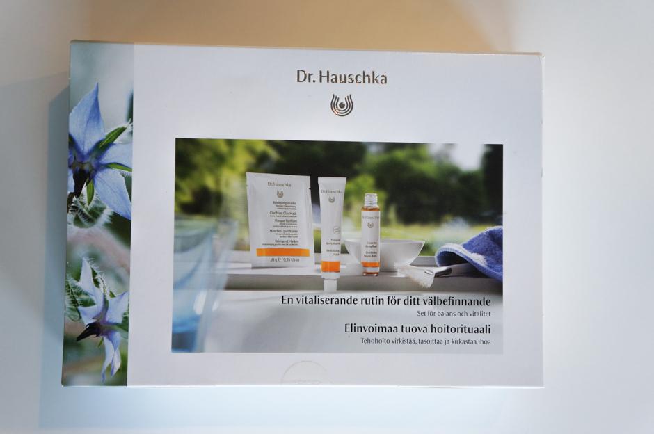 Lucka 12: Vinn lyxigt SPA-kit från Dr Hauschka