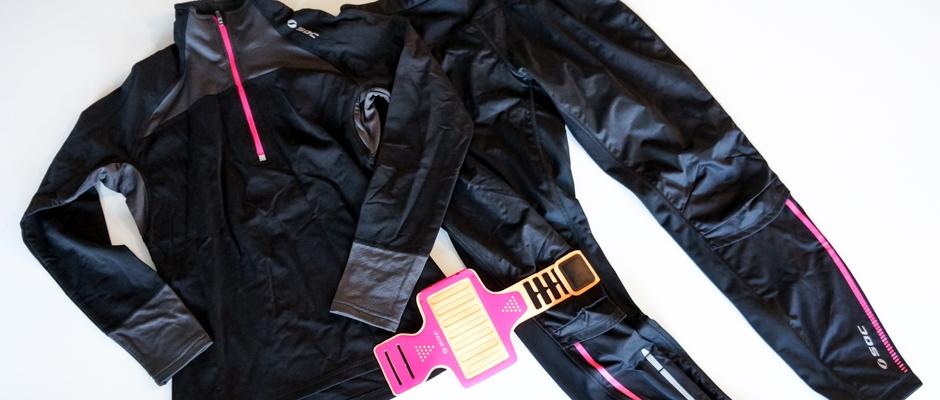 Lucka 18: Vinn snygga funktionskläder för vinterlöpning