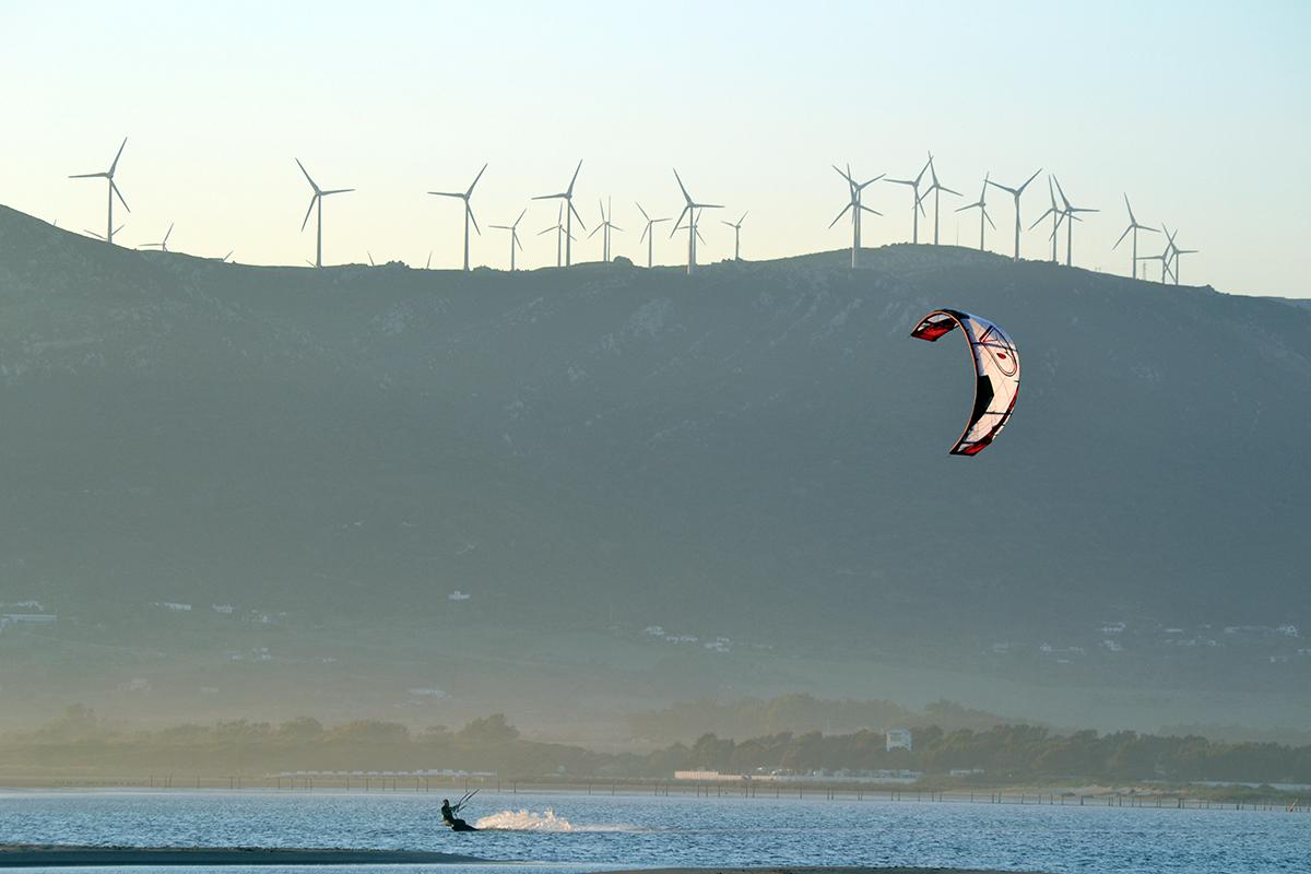 kiteboarding video Tarifa