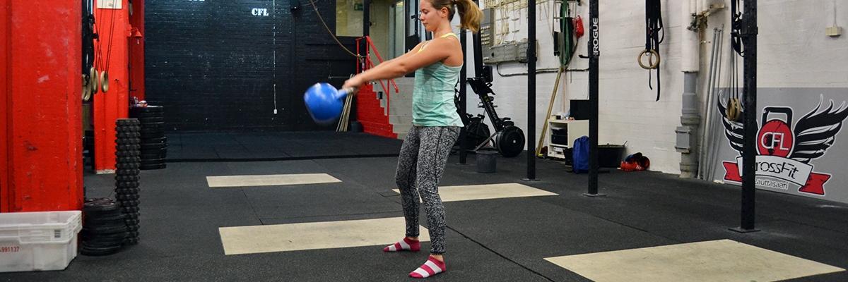 Dagens 30 min helkroppsprogram för gym