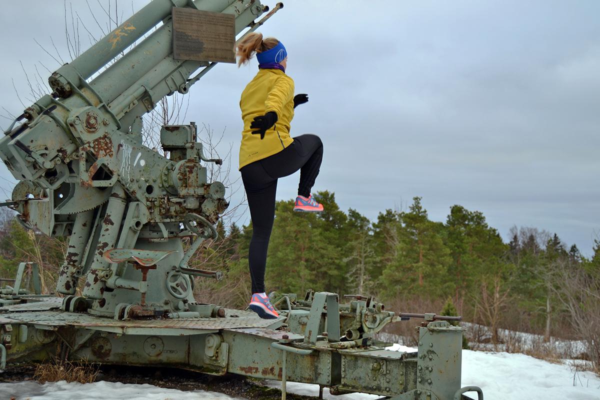 höftstyrka för löpare