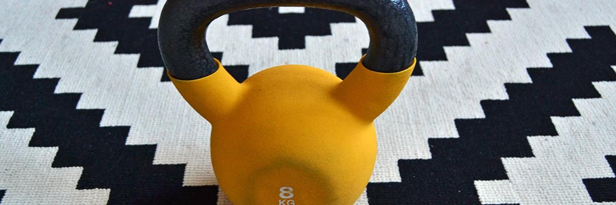 Kettlebellträning hemma – tips på träningspass