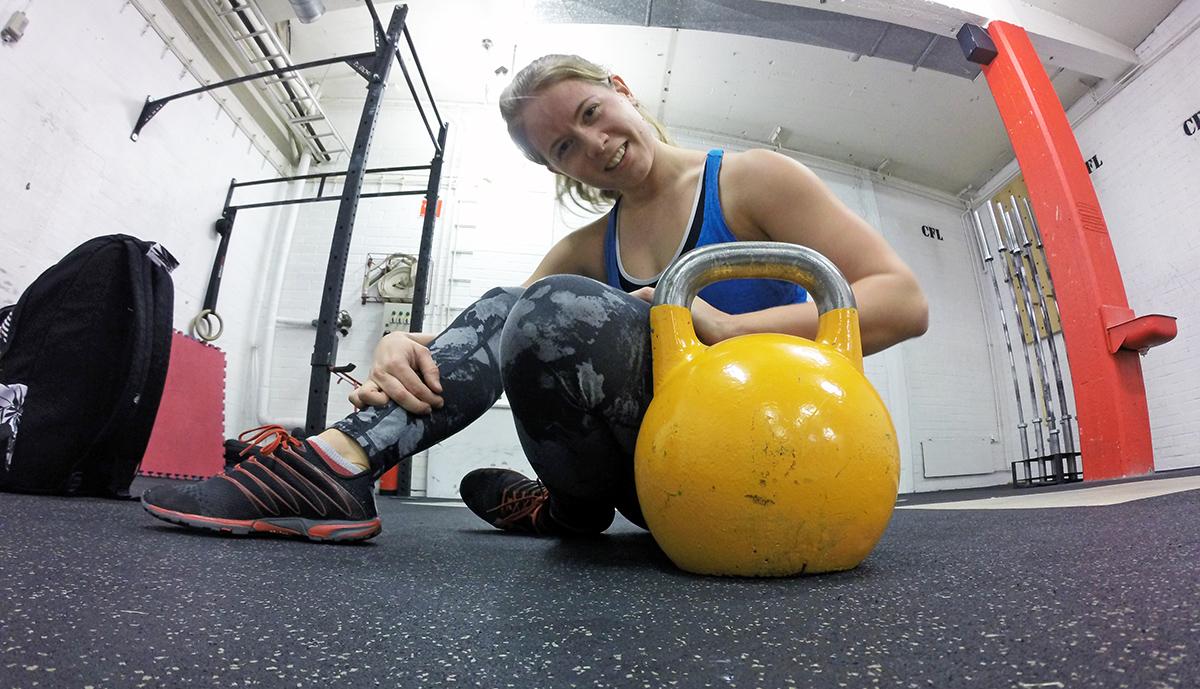 Hur snabbt försvinner styrkan efter träningspaus?