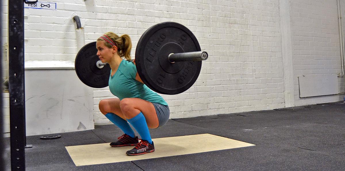 Knäböj träningsupplägg gym