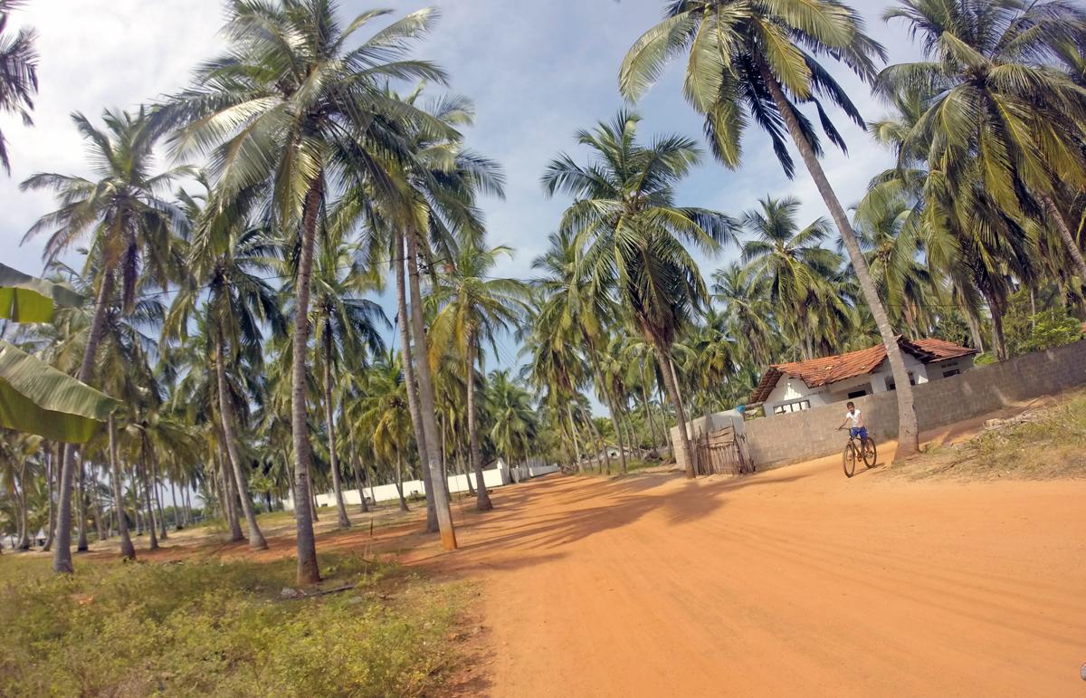 Sri Lanka Kalpitiya