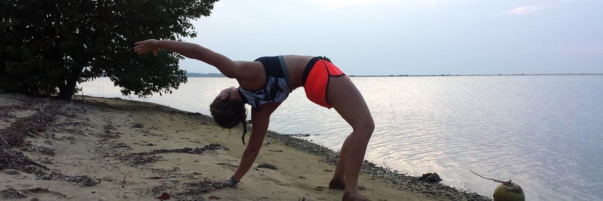 Träna styrka och rörlighet i ett