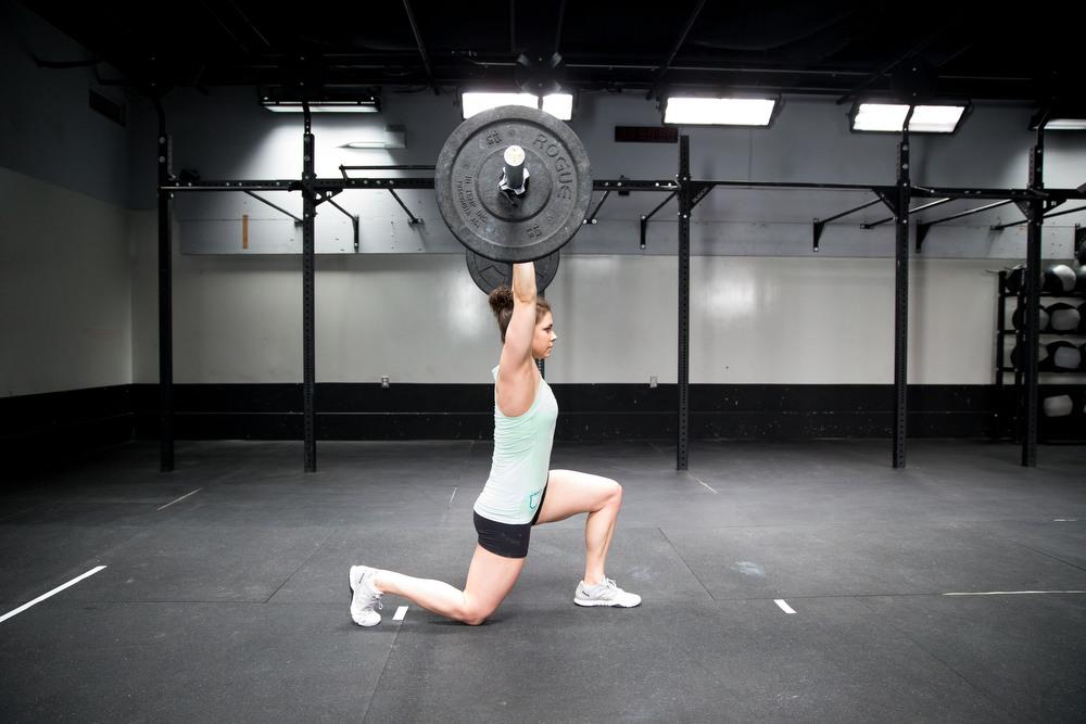 Crossfit open träningspass