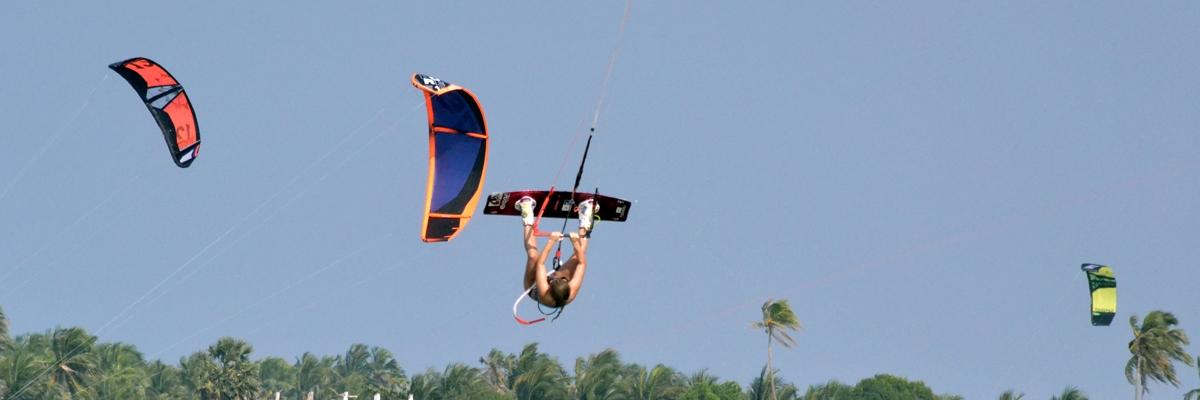 Kvinnodagen: Tjejer och surfing
